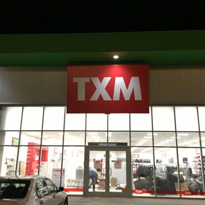 Produkcja i montaż kasetonów podświetlanych TXM