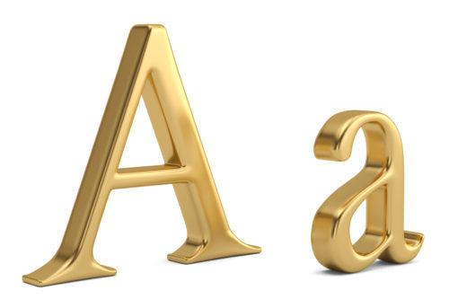 Litery przestrzenne – rodzaje i zastosowanie w branżyreklamowej