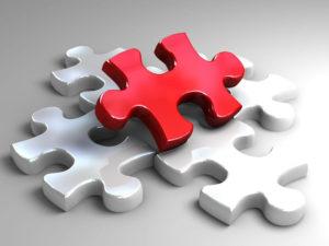 znaki 3d puzzle